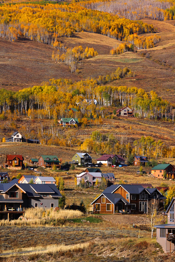 Free Crested Butte Stock Photos - 11407713