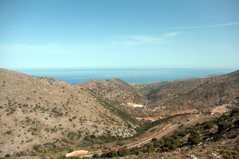 Crete. fotografia de stock royalty free