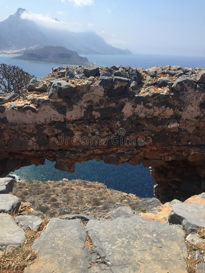 Crete, Greece royalty free stock photo