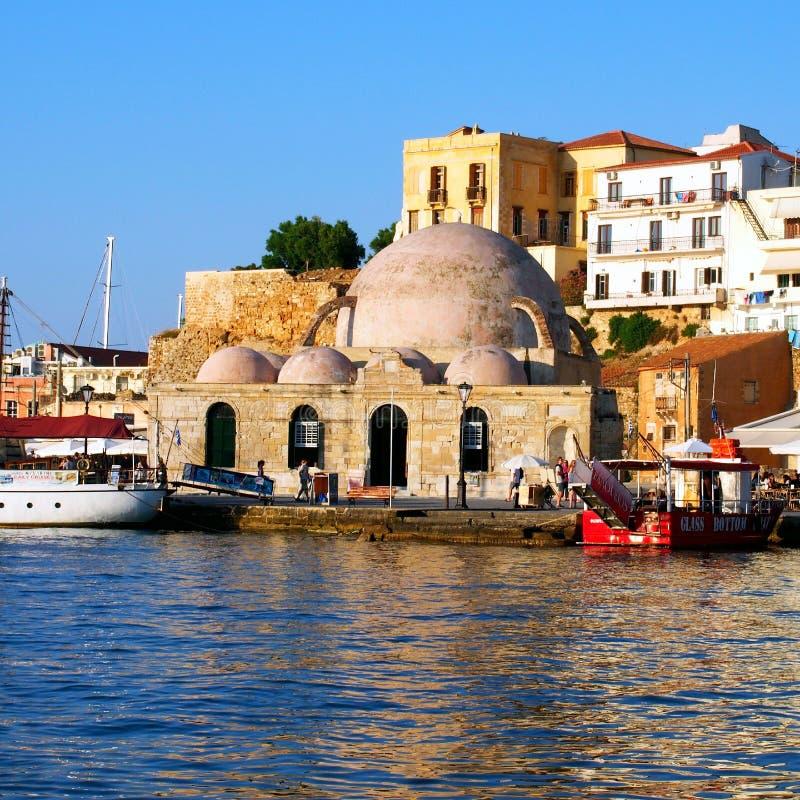 Crete stock photography