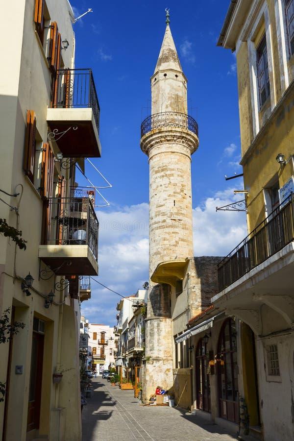 crete spinalonga zdjęcie royalty free