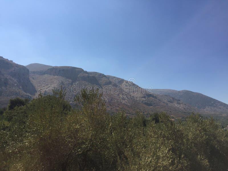 Crete wyspa obraz royalty free