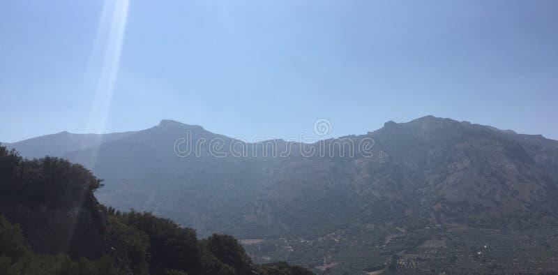 Crete wyspa zdjęcia stock