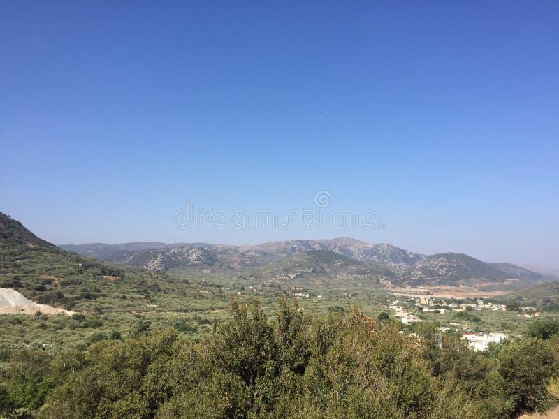 Crete wyspa fotografia royalty free