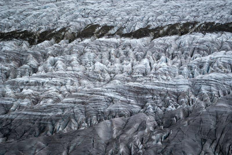 Crevasses стоковое фото rf