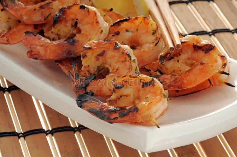 Crevette image stock