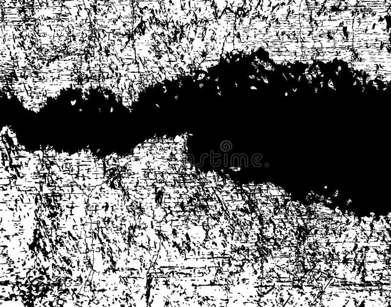 Crevice vector illustration