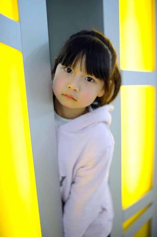 Criança asiática imagem de stock royalty free