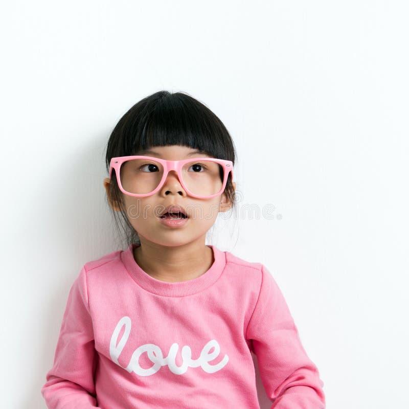 Criança asiática foto de stock