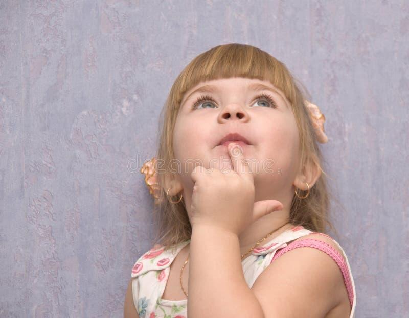 Criança bonita fotos de stock