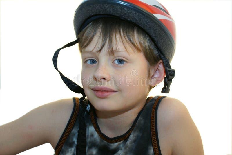 Criança da face. foto de stock royalty free
