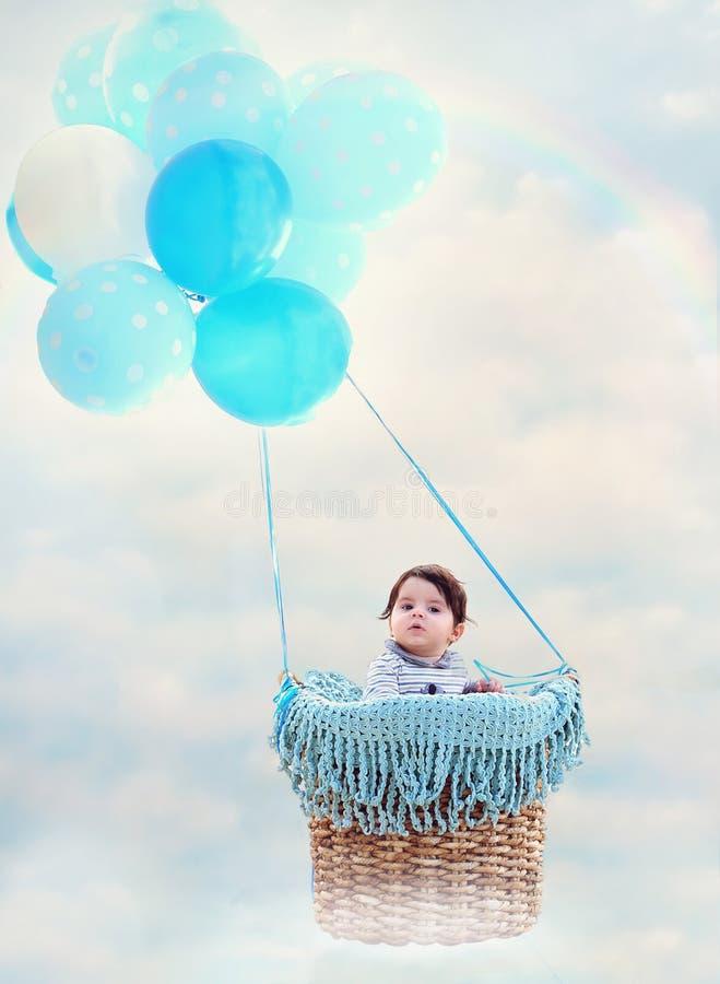 Criança do anjo imagem de stock royalty free