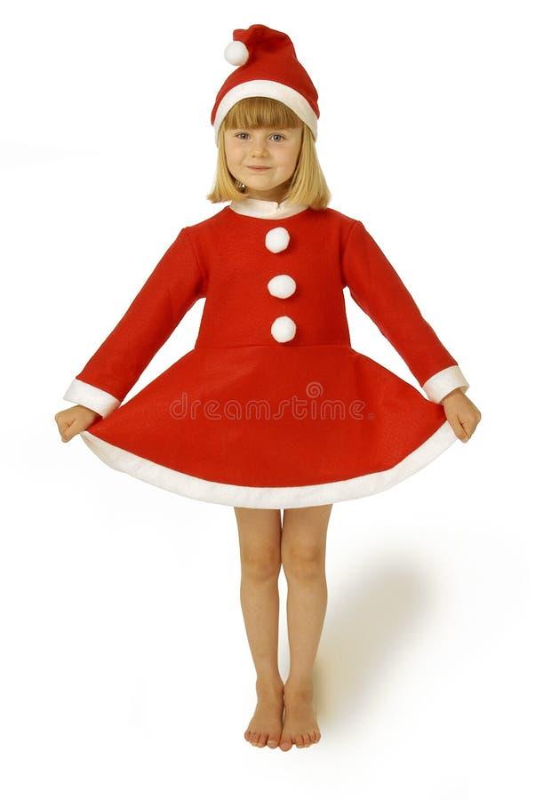 Criança Do Natal Imagens de Stock Royalty Free