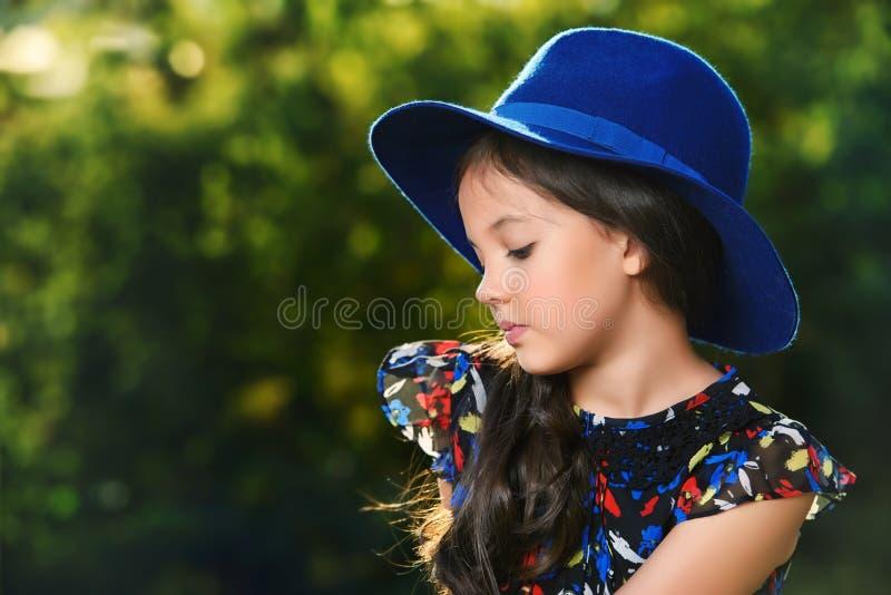 Criança do verão fotografia de stock