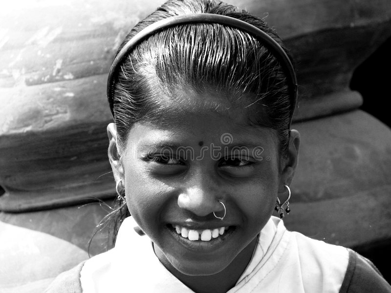 Criança do vintage foto de stock royalty free