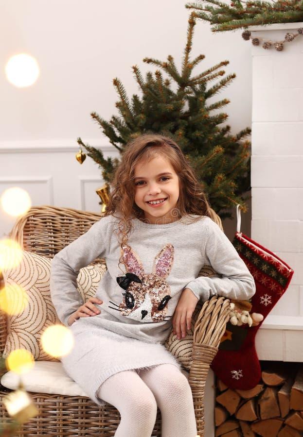 Criança encantadora imagem de stock