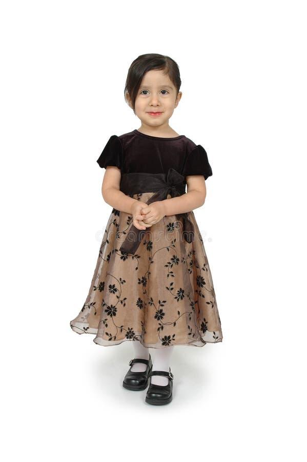 Criança espanhola fotografia de stock