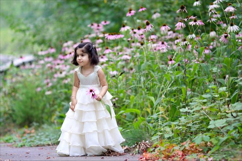 Criança Feericamente Fotografia de Stock Royalty Free