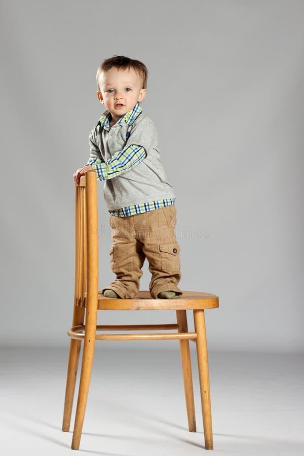 Criança nova do menino imagens de stock