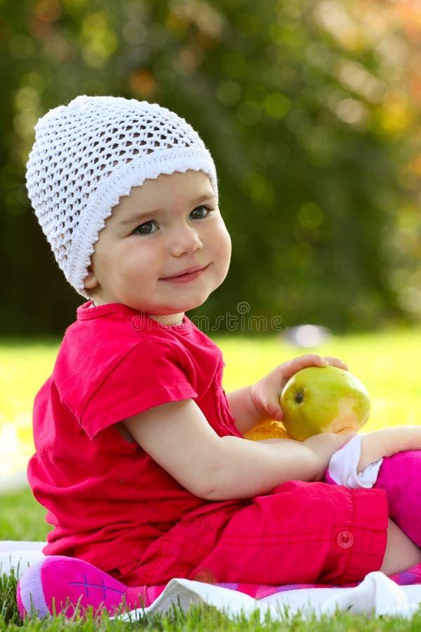 Criança pequena foto de stock royalty free