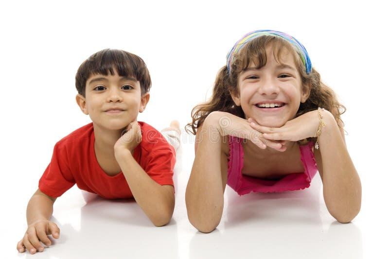 Crianças foto de stock royalty free