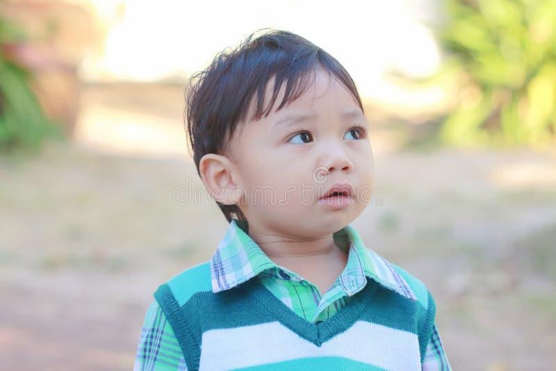 Crianças alegres bonitos fotografia de stock royalty free