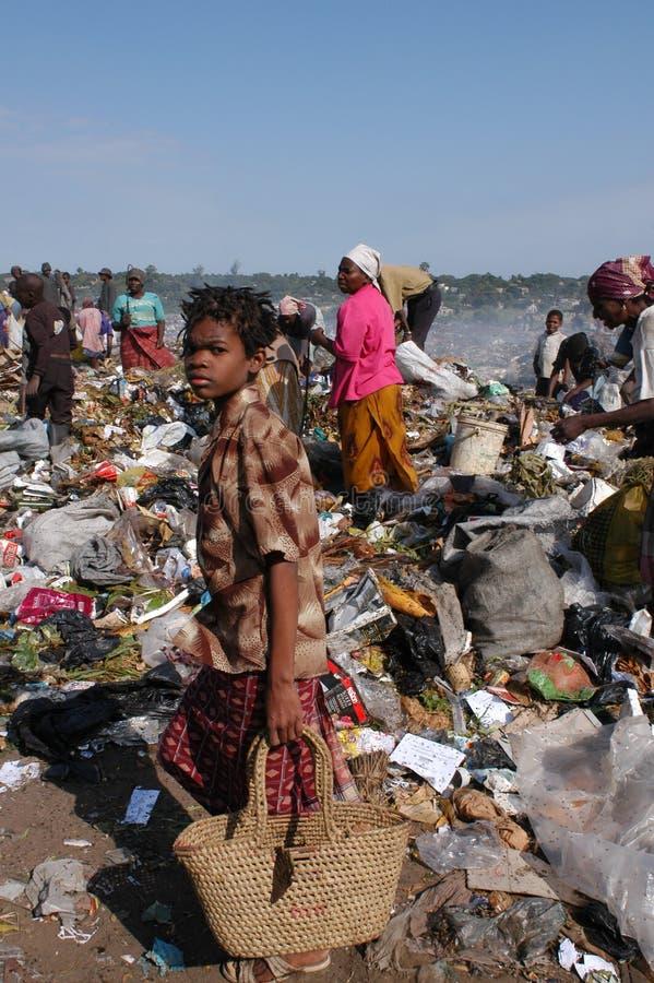 Crianças de África foto de stock