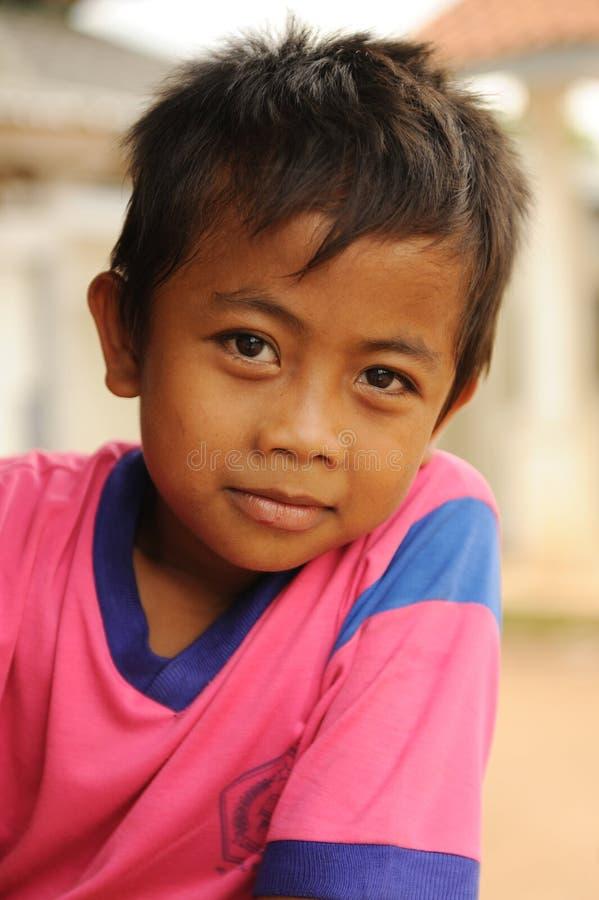 Crianças na pobreza imagens de stock royalty free