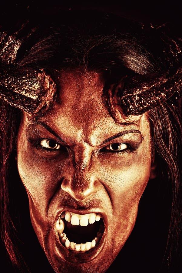 Criatura assustador imagem de stock royalty free