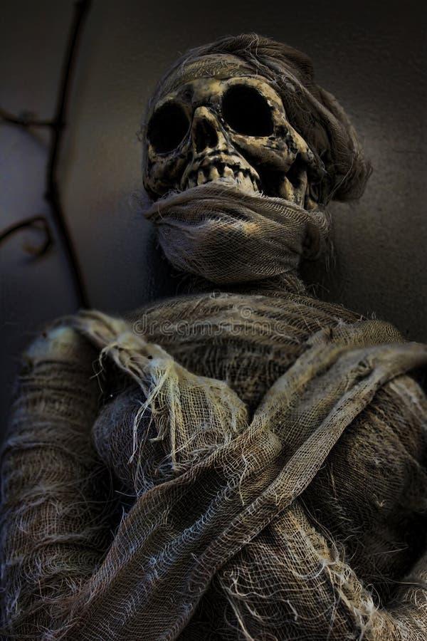 Criatura oscura surrealista. foto de archivo