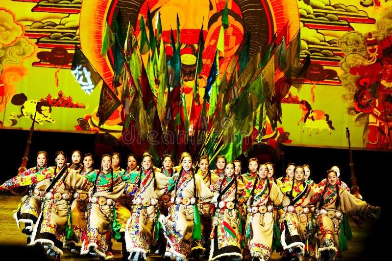 Criba tibetana imágenes de archivo libres de regalías