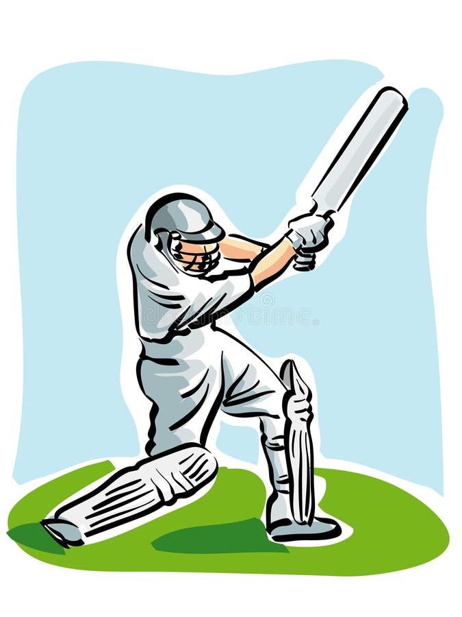 Cricket Royalty Free Stock Photography