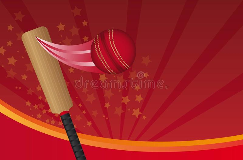 Download Cricket stock vector. Image of seam, bail, england, game - 22546037