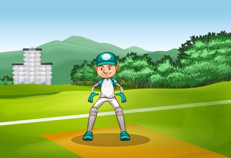 cricket illustration libre de droits