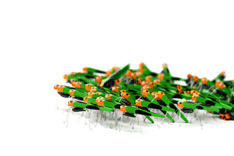 Cricket army stock images
