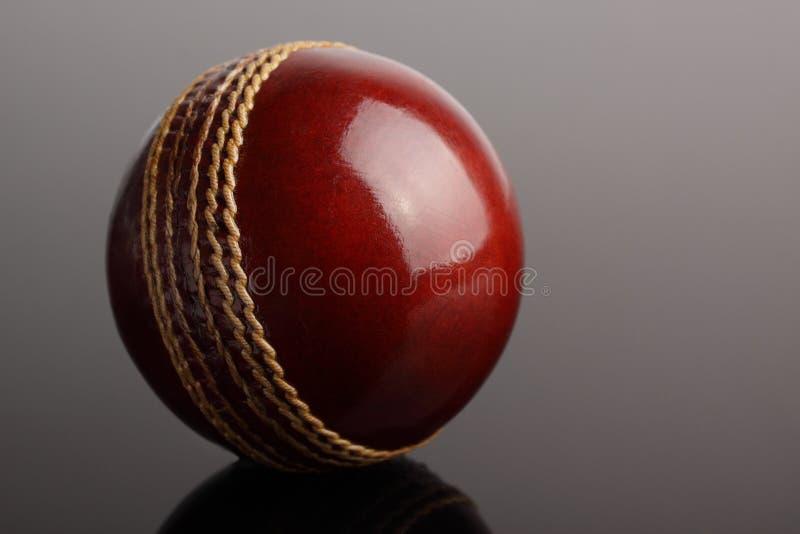 Cricket ball. stock photo