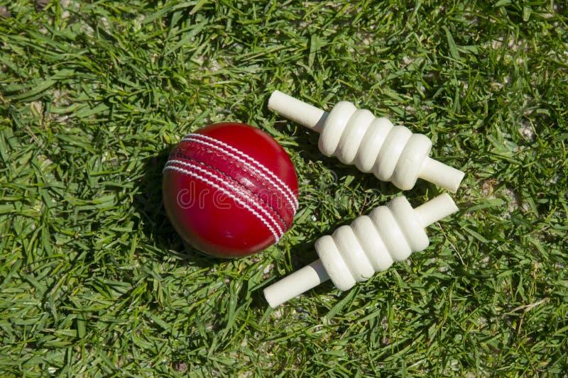 cricket floodlit στοκ φωτογραφίες