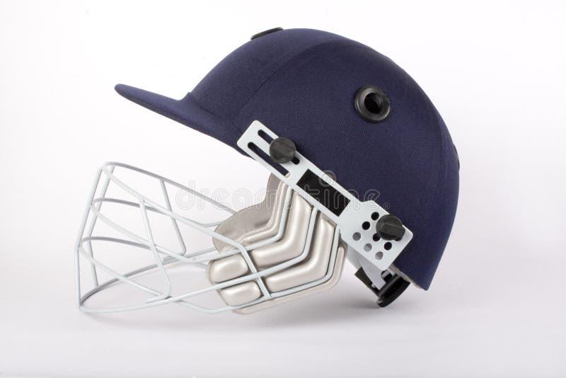 Cricket Helmet royalty free stock photo