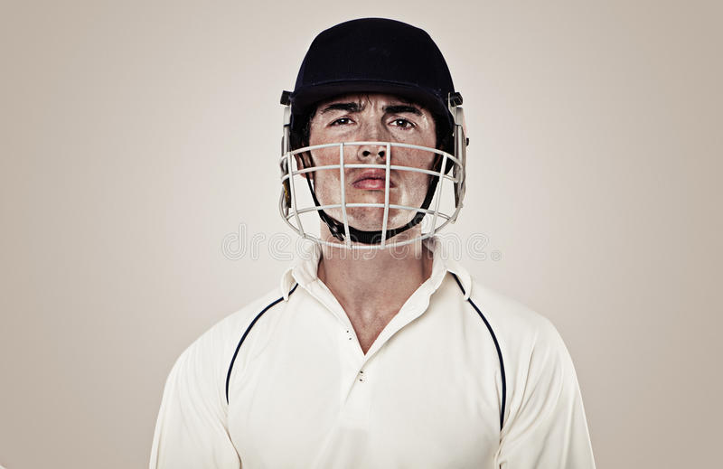 Download Cricket Player Royalty Free Stock Photos - Image: 20209338