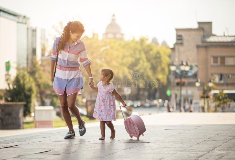 Crie hábitos de um trabalho do ` s da criança imagem de stock