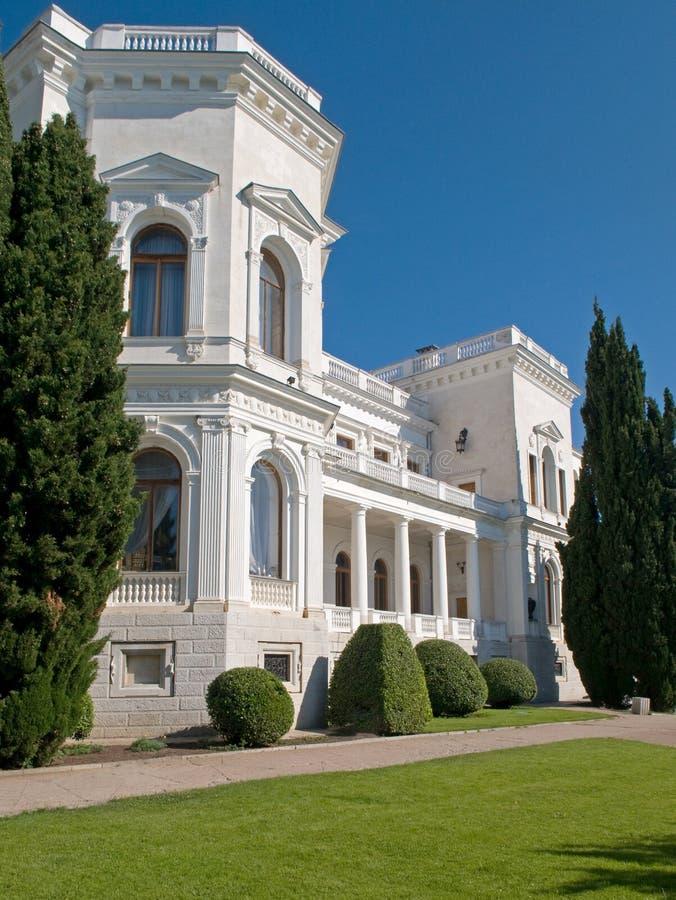 _Crimée de palais de Livadia photographie stock