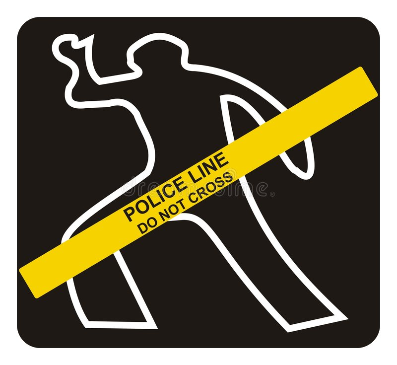 Download Crime Scene Stock Photography - Image: 8155492