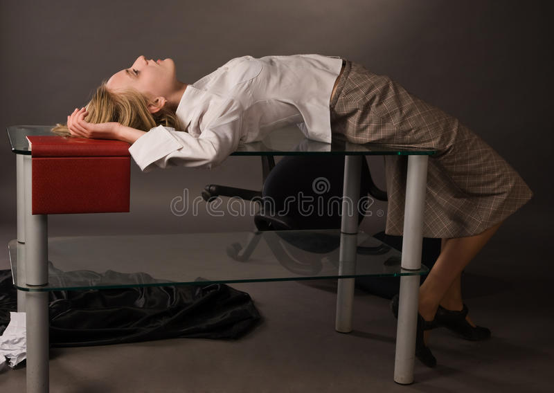 Download Crime Scene With Dead College Girl Stock Image - Image: 16543793