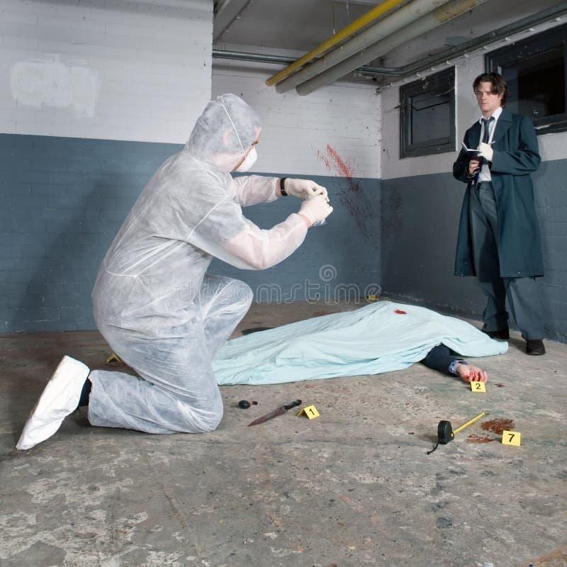Download Crime Scene Investigation stock photo. Image of killed - 14989700