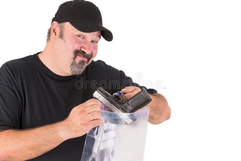 Download Crime Scene Investigator stock image. Image of criminal - 33896771