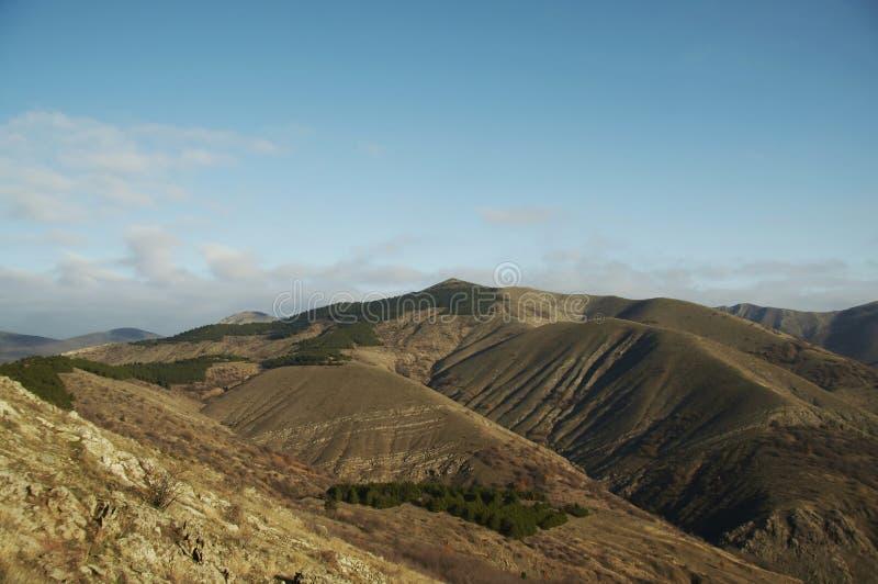 Crimea mountain royalty free stock photos