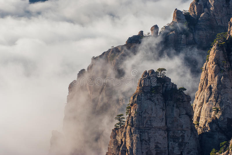 Crimea mountains_1 royalty free stock images