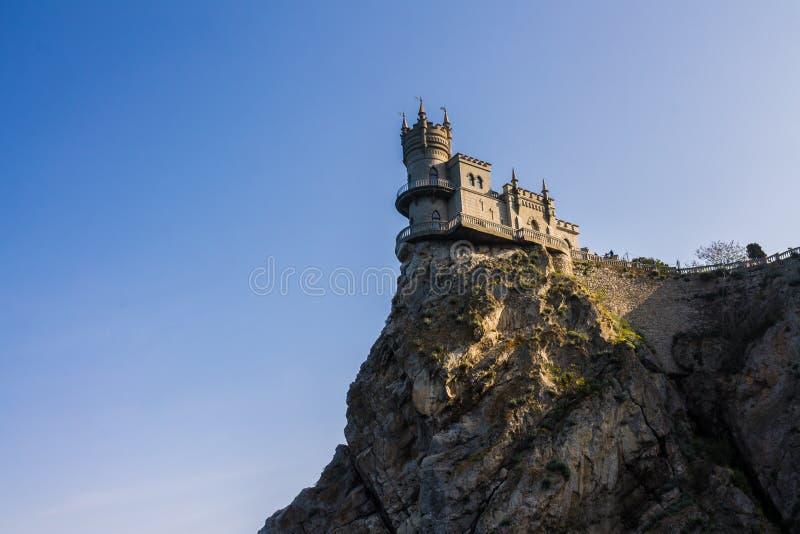 Crimea, Yalta, 26, mayo de 2015: La jerarquía del trago fotografía de archivo libre de regalías
