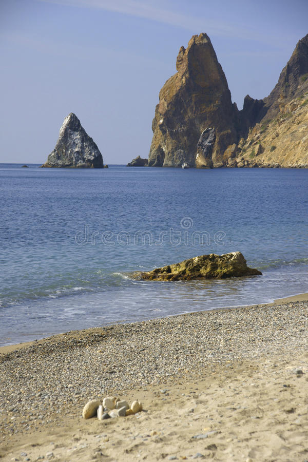 Download The Crimean Beaches. Stock Photography - Image: 11903852