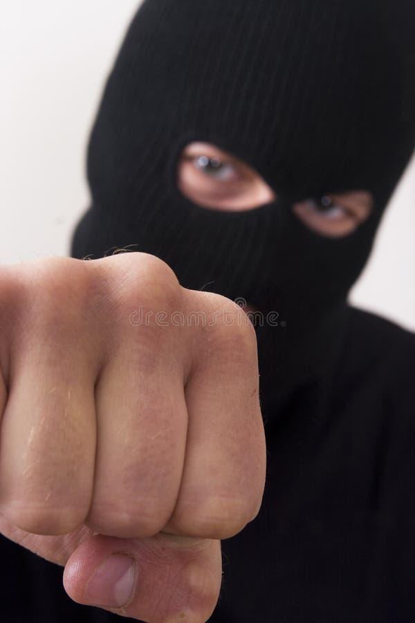 Download Criminale fotografia stock. Immagine di mascherina, legge - 3139518